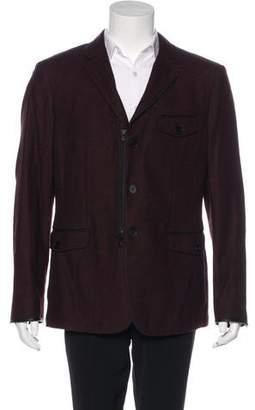 John Varvatos Wool-Blend Jacket w/ Tags