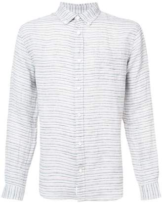 Onia striped shirt