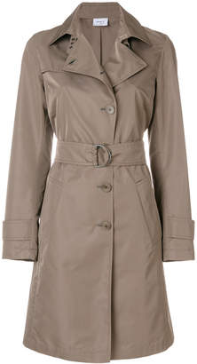 Akris Punto belted trench coat