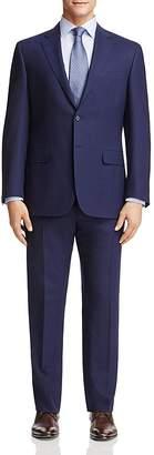 Canali Tonal Plaid Classic Fit Suit $2,095 thestylecure.com