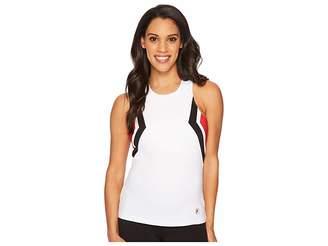 Fila Heritage Tennis Halter Tank Top Women's Sleeveless