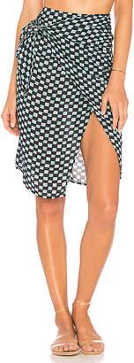 Salinas Tie Die Skirt
