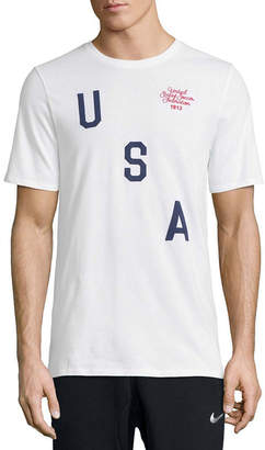 Nike Usa Squad Graphic T-Shirt