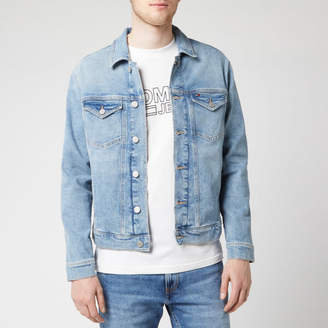 bc66ab7a Tommy Jeans Jackets For Men - ShopStyle UK