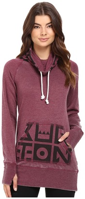 Burton Foxtrot Pullover Hoodie $69.95 thestylecure.com
