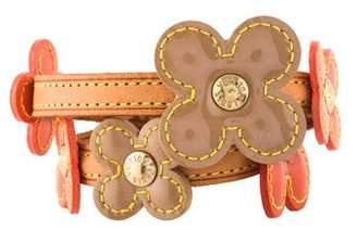 Louis Vuitton Vernis Fleur Bracelet