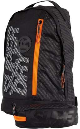 Men's Zac Freshman Backpack and Pencil Case, Black