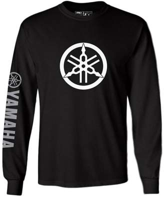 Factory Effex Effex Long Sleeve Tee Shirt - Yamaha
