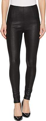 Liverpool Jeans Company Women's Reese Ankle Legging in Croc Print Ponte Knit
