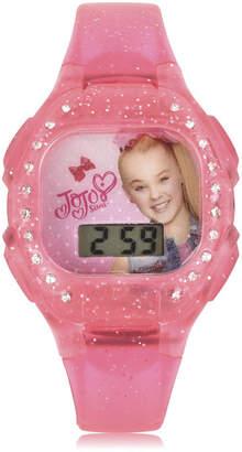 Jo-Jo JOJO Jojo Siwa Girls Multicolor Strap Watch-Joj4077jc
