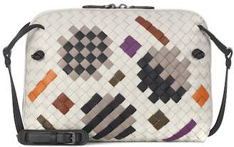 Bottega Veneta Nodini Artsy leather crossbody bag