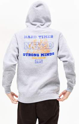 Obey Strong Minds Pullover Hoodie