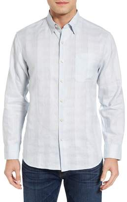 Tommy Bahama A Linen Legend Classic Fit Linen Blend Sport Shirt