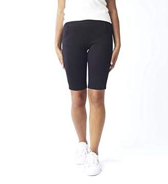 Jag Jeans Women's Dee Pull on Ponte Short