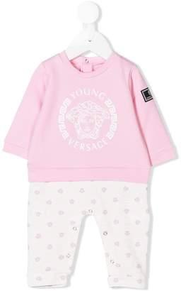 Versace Medusa pyjama set