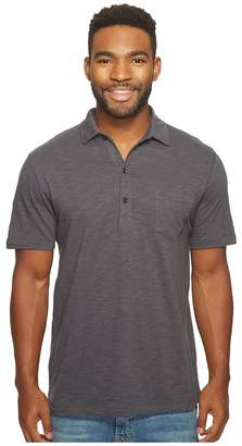 Alternative Washed Slub Fairway Polo Men's Clothing