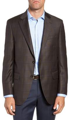 Peter Millar Flynn Classic Fit Wool Sport Coat