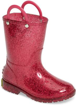 Western Chief Glitter Waterproof Rain Boot
