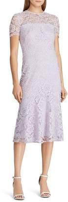 Ralph Lauren Lace Cocktail Dress