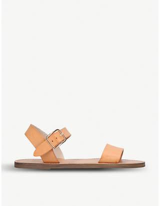 Miss KG Ruthie faux-leather sandals