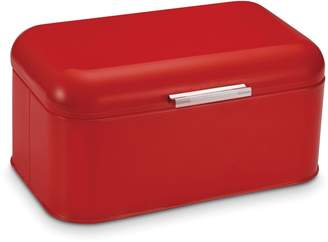 "Polder KTH-816201-39 Mini Retro Bread and Kitchen Storage Bin, Steel, 12"" x 7.7"" x 9"""