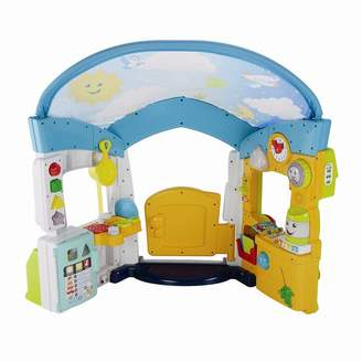 Fisher-Price Laugh and Learn Smart Learning Home Bilingual