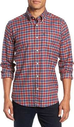 Barbour Moss Check Flannel Sport Shirt