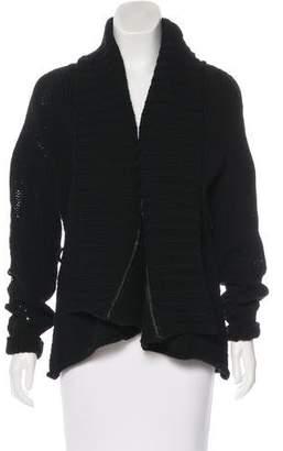 Henry Beguelin Virgin Wool & Cashmere Cardigan