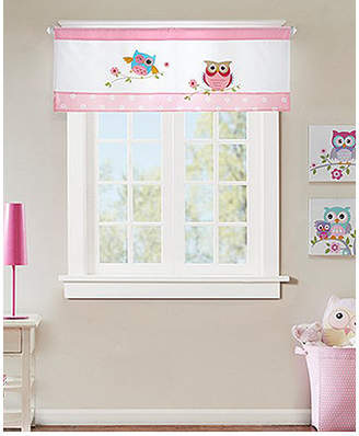 "Mi Zone Kids' Wise Wendy 50"" x 18"" Applique Valance"