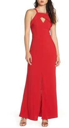 Harlyn Keyhole Bodice Gown
