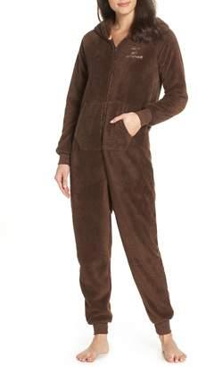 COZY ZOE Hooded Jumpsuit