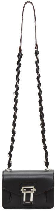 Proenza Schouler Black Hava Chain Crossbody Bag