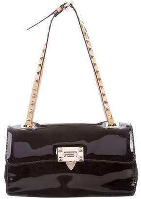Valentino Patent Leather Rockstud Bag