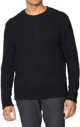 John Varvatos Boucle Crewneck Sweater