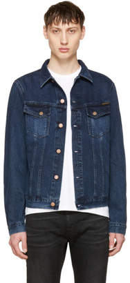 Nudie Jeans Indigo Denim Billy Jacket