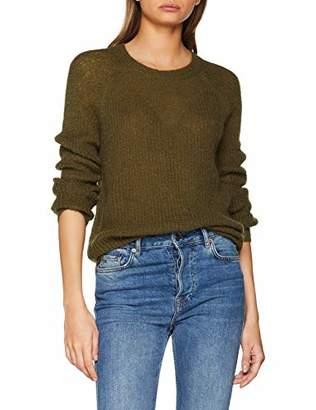 833093affbd664 Sisley Women's Sweater L/S Jumper,Small