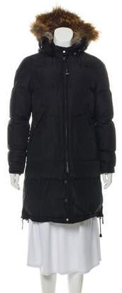 Parajumpers Quilted Short Coat
