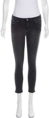 IRO Mid-Rise Cropped Jeans w/ Tags