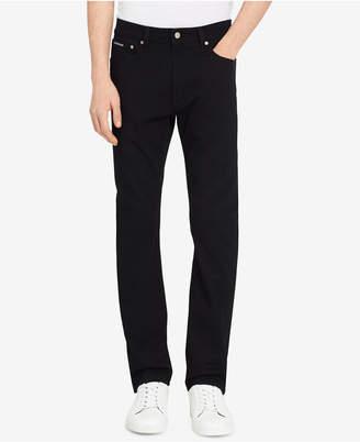 Calvin Klein Jeans Men's Straight-Fit Stretch Jeans, Ckj 035