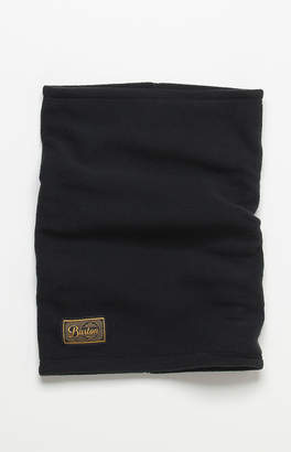 Burton Ember Fleece Black Snow Neck Warmer