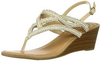 Fergalicious Women's CRUSH2 Wedge Sandal 9 M US