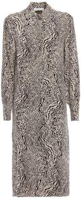Chloé Abstract Print Dress