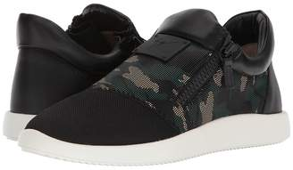 Giuseppe Zanotti Singles Camo Low Top Sneaker