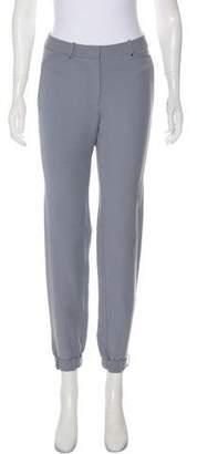 Halston Mid-Rise Skinny Pants