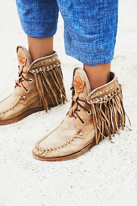 Roseland Moccasin Boot by El Vaquero at Free People $378 thestylecure.com