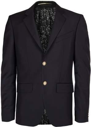Givenchy Black Blazer