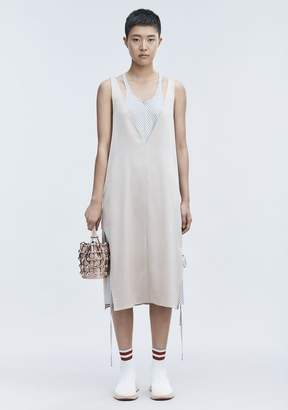 Alexander Wang Satin Sleeveless Dress