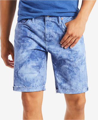 Levi's Men's 511 Slim-Fit Cutoff Ripped Jean Shorts