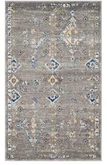 Safavieh Evoke Frieze Dark Grey Rug