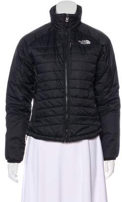 The North Face Padded Zip-Up Jacket